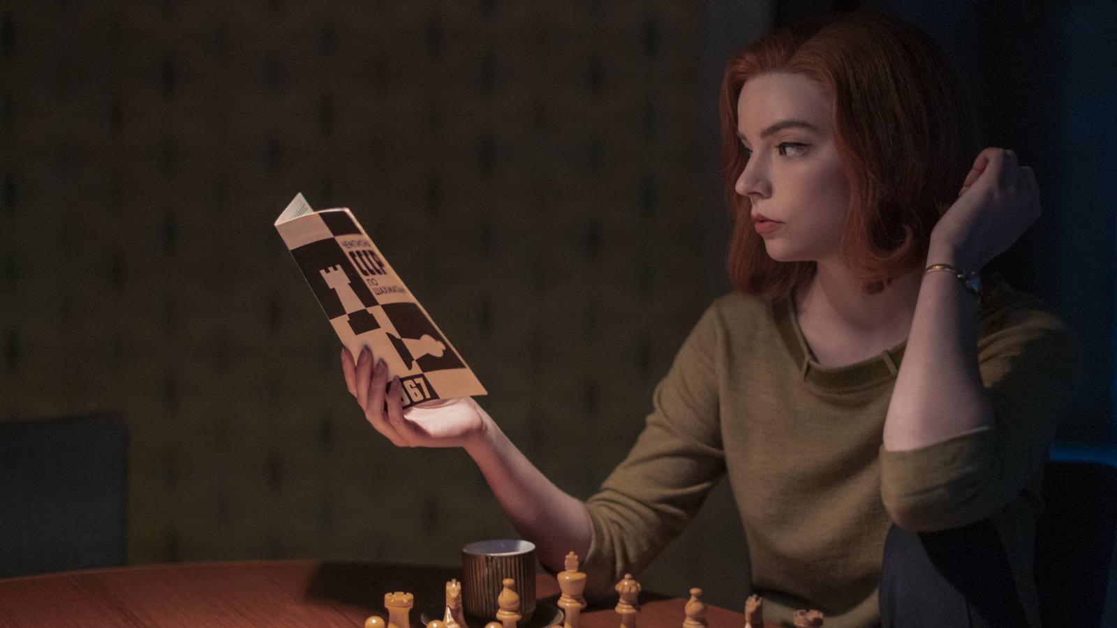 The Queen's Gambit, Netflix