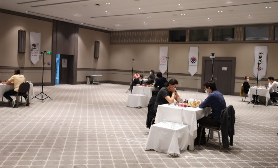 Turkish Chess Championship 2020