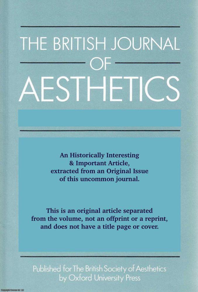 British Journal of Aesthetics