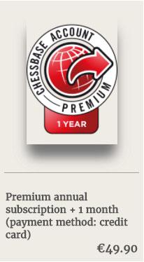 chessbase account premium