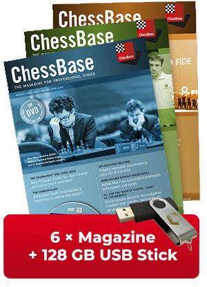 chessbase magazine abo