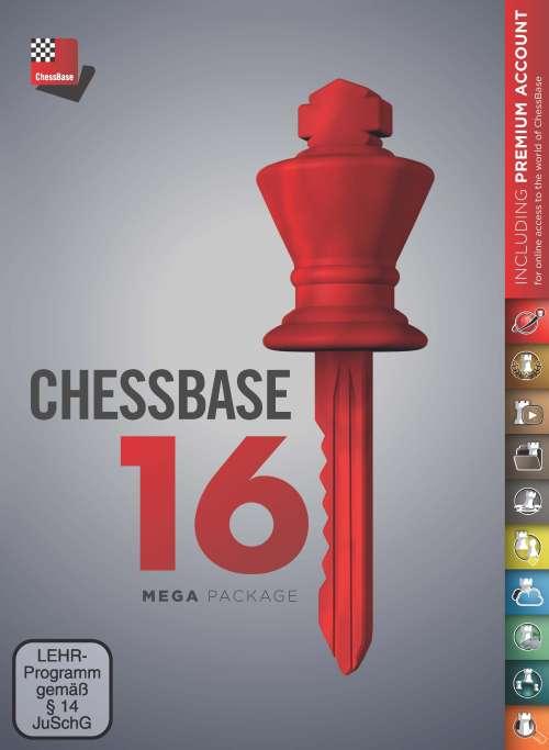 chessbase16 02 mega package