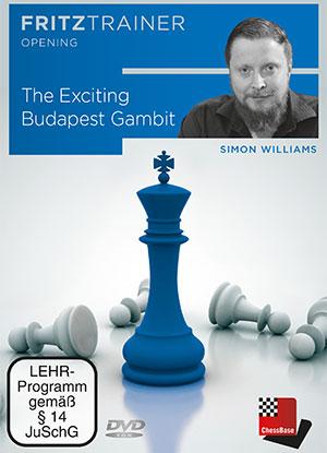 williams budapest gambit