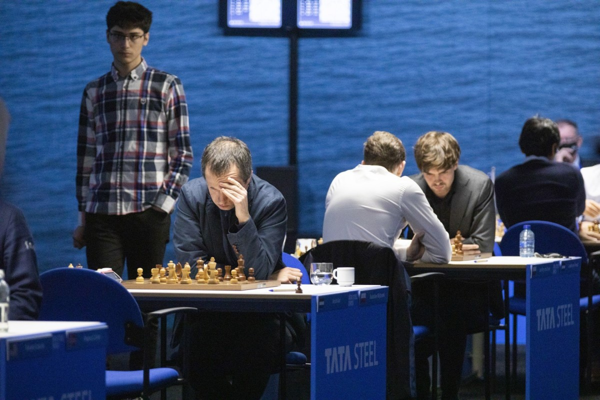 Tata Steel Chess 2021