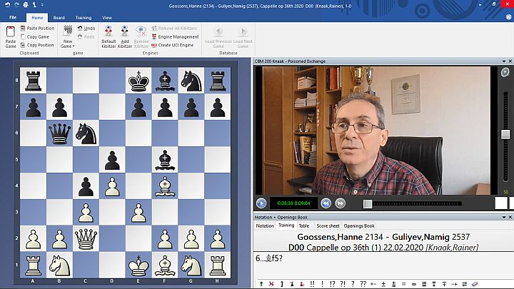 , ChessBase Magazine Jubilee: the best opening traps, Indian & World Live Breaking News Coverage And Updates