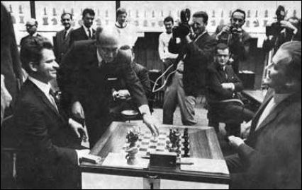 , The Match of the Century: USSR vs the World,