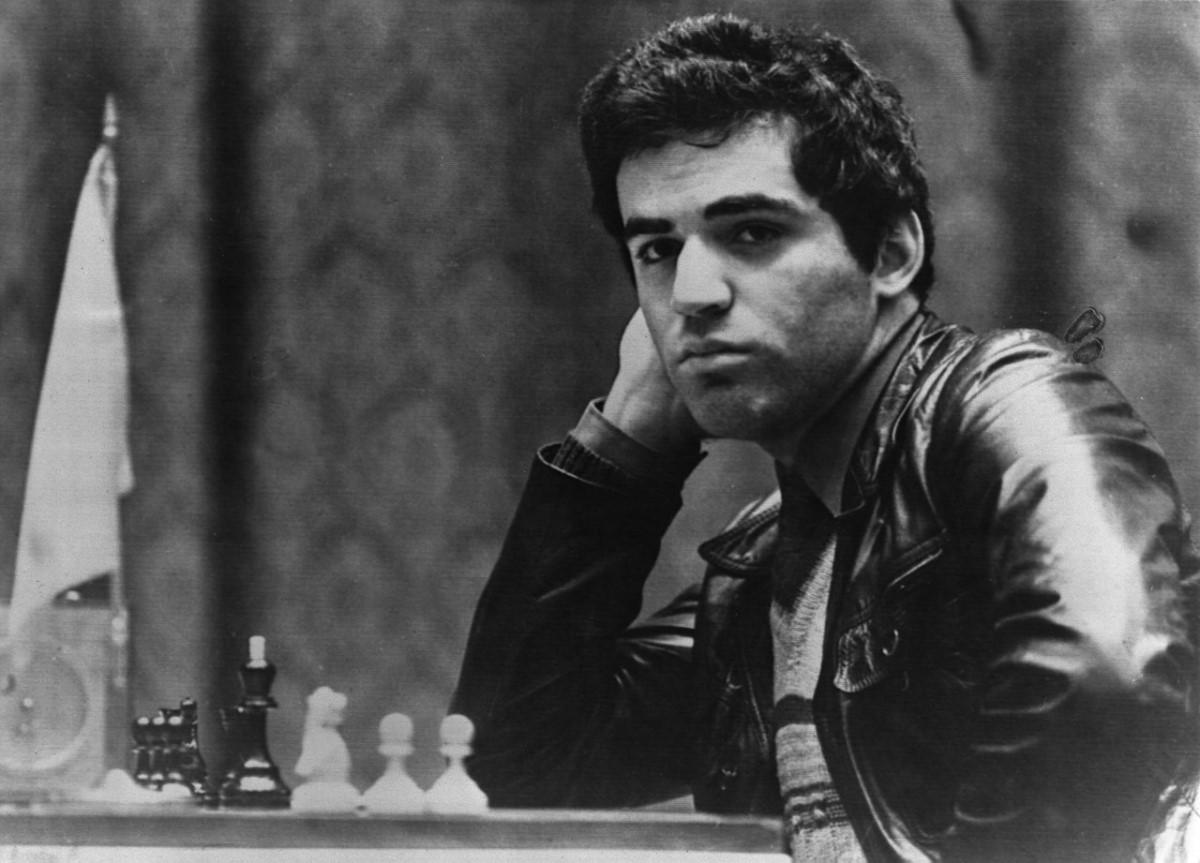 , Riddle solved: Kasparov could have drawn,