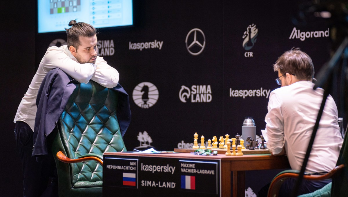 , Nepomniachtchi to challenge Carlsen for the World Championship title,
