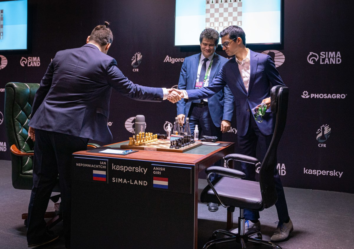 FIDE Candidates 2020/21