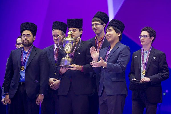 Chess Olympiad 2016