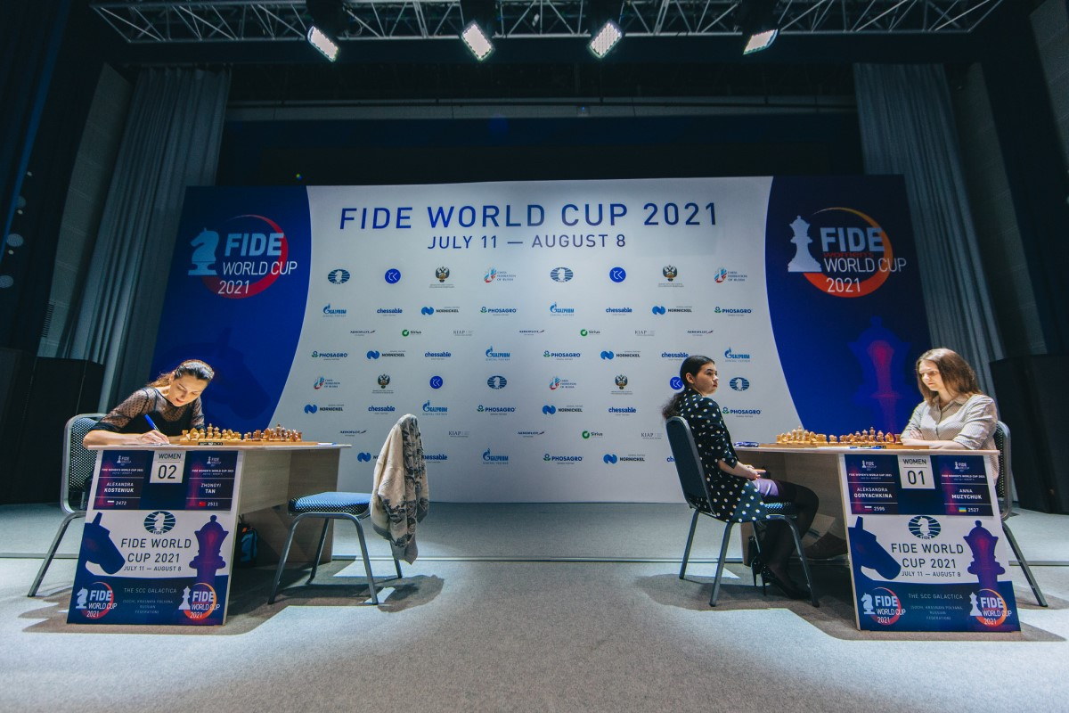 , World Cup: Russians prevail,