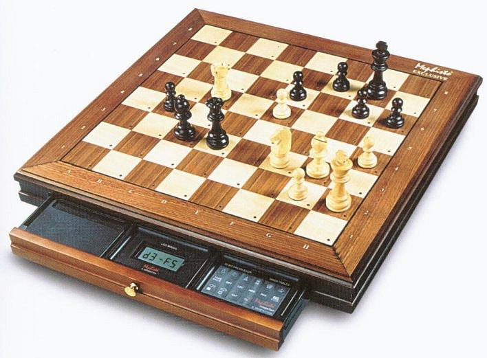 , The wonderful world of chess machine emulators,