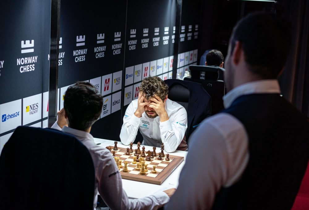 , Norway Chess: Rapport wins again,