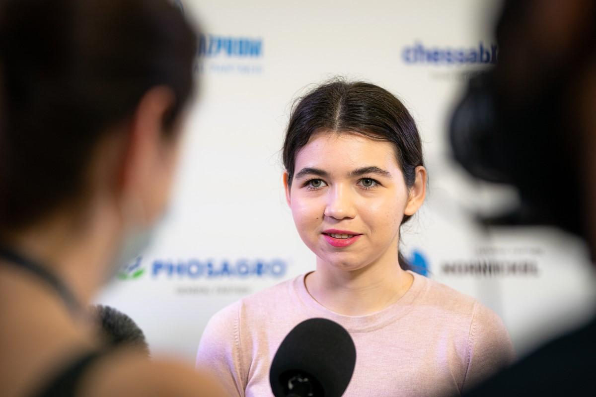Aleksandra Goriatchkina