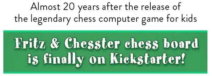 fritz chesster06 kickstarter