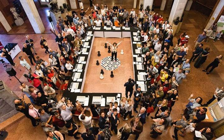 , Judit Polgar's Global Chess Festival,