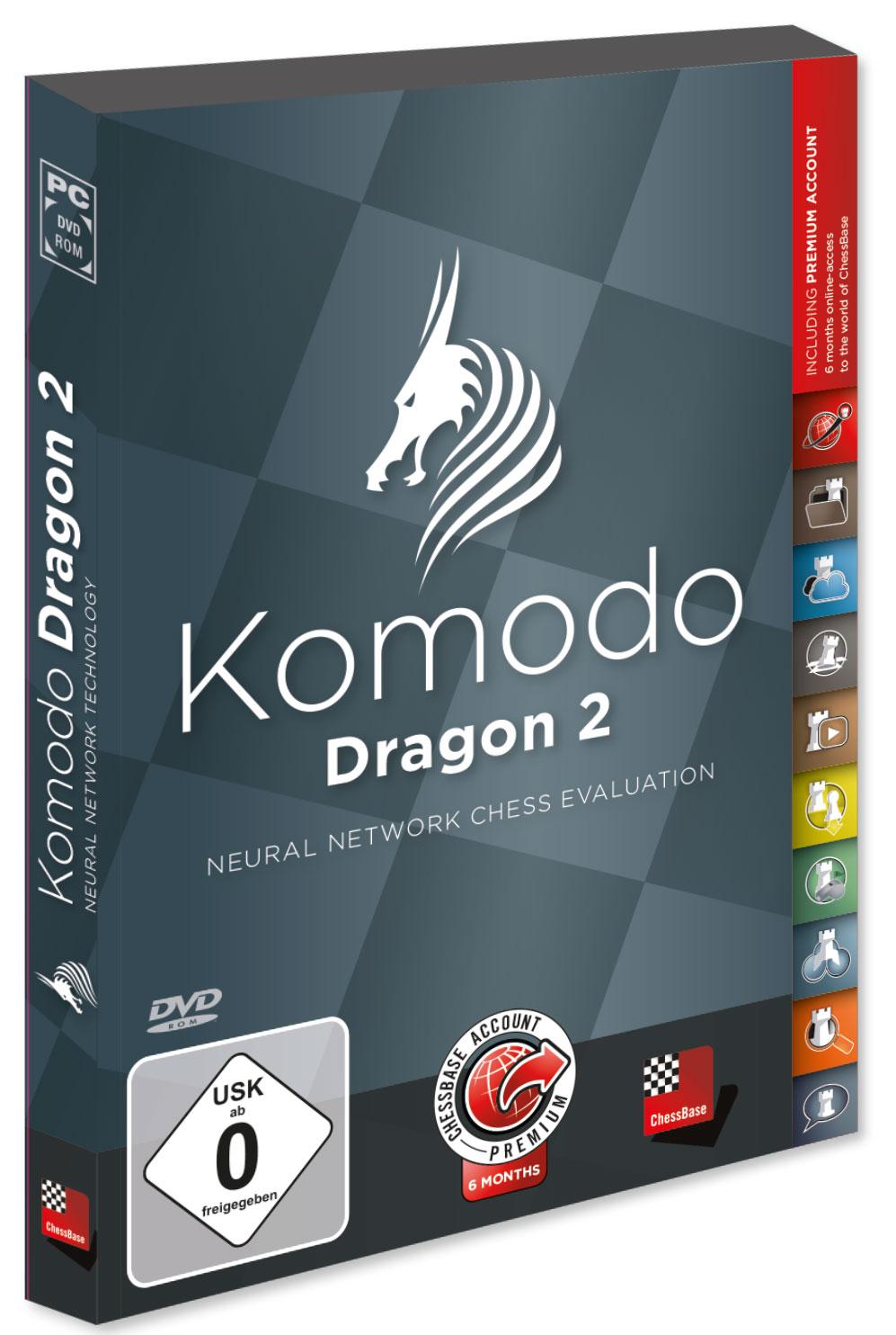 komodo dragon 2b