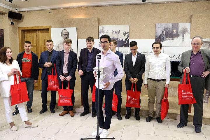 , Anish Giri wins Tolstoy Cup,