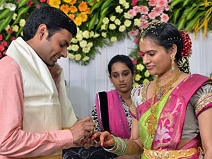 Humpy's spectacular Indian wedding | ChessBase
