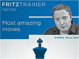 simon williams most amazing moves chessbase