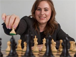 "Portrait of Judit Polgar in ""The Telegraph"" | ChessBase"