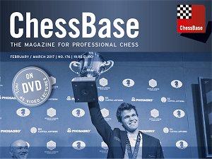 مجله  نرم افزاری شطرنج  شماره ChessBase Magazine 176