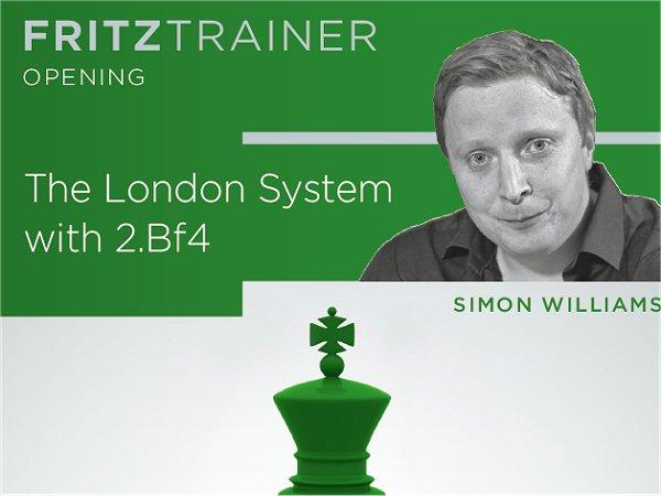 نتیجه تصویری برای The London System with 2.Bf4