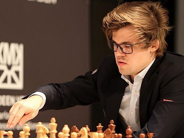 Magnus Carlsen World Champion
