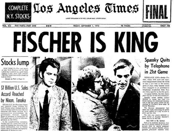 Bobby Fischer In Iceland  45 Years Ago 13  Chessbase-9213