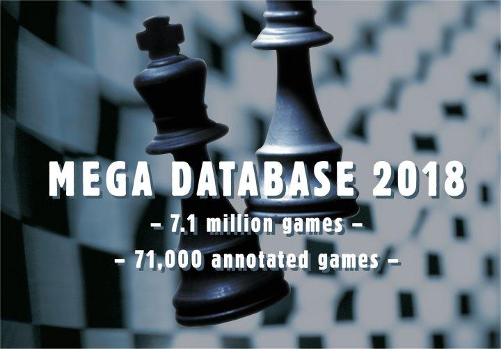 Mega Database 2018 | ChessBase