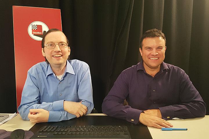 Endgame Magic with guest GM Nicholas Pert | ChessBase