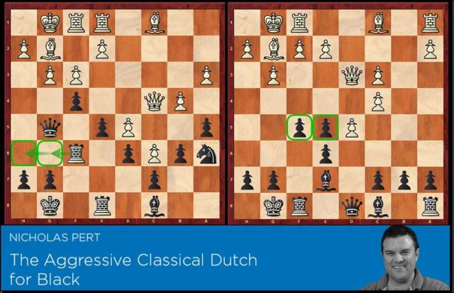 Review: The Aggressive Classical Dutch | ChessBase