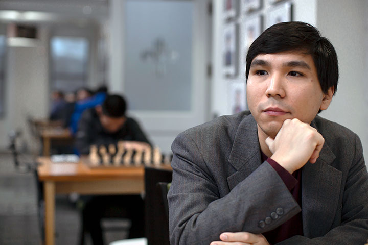 US Ch: Wesley So's endgame squeeze