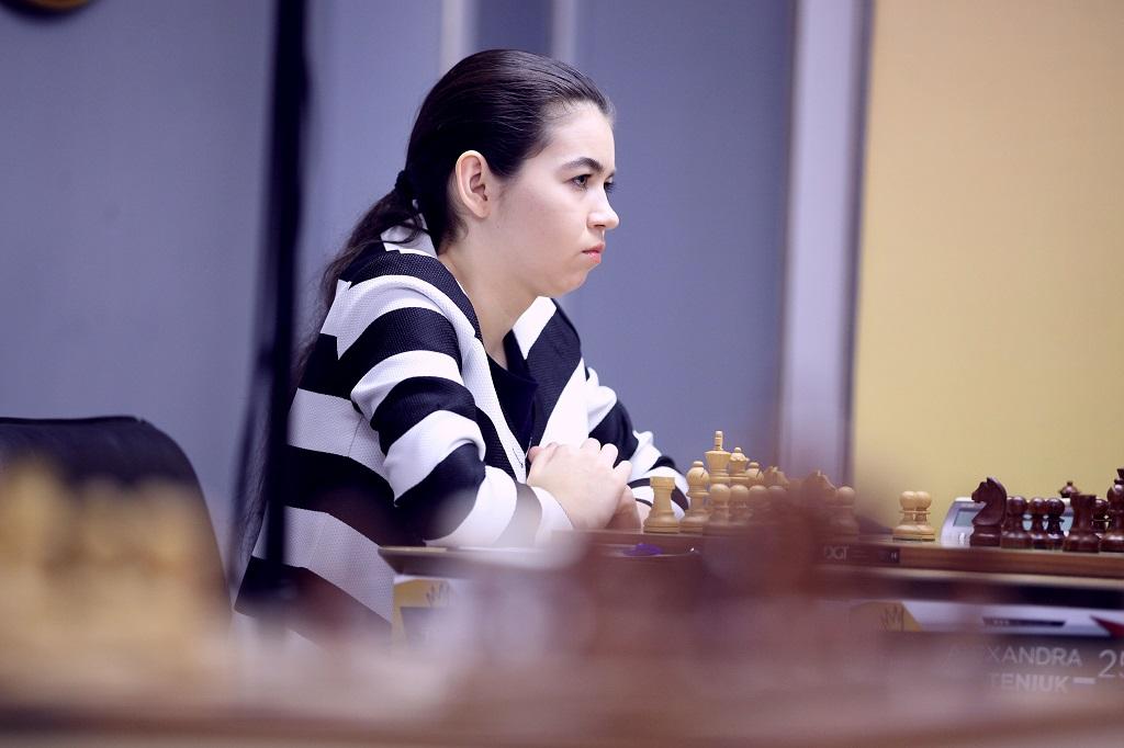 Goryachkina