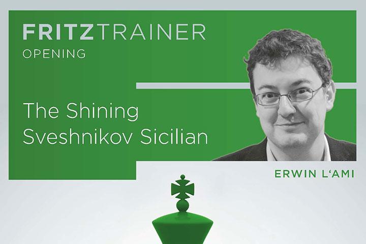 NEW: Erwin l'Ami: The Shining Sveshnikov Sicilian