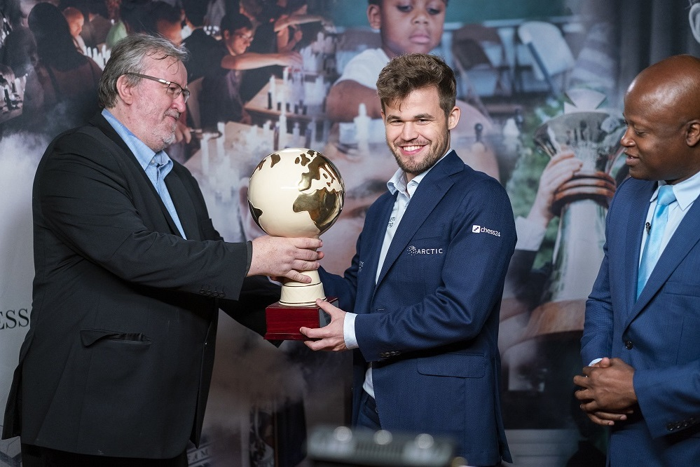 Zagreb GCT: Carlsen amazes with yet another triumph