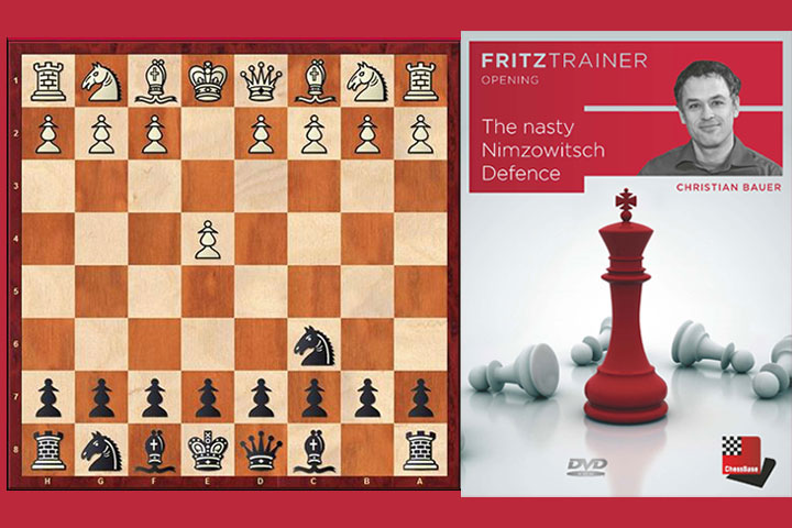 Get nasty with the Nimzowitsch Defence | ChessBase