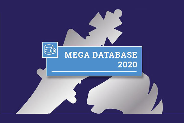 NEW: Mega Database 2020 | ChessBase