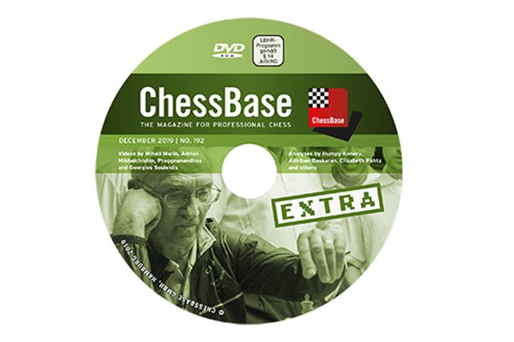 NEW: CBM Extra 192 featuring 'Prag' vs Firouzja | ChessBase