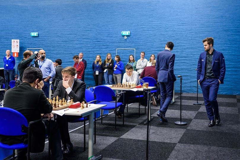 Tata Steel Chess: Amazing turnaround leaves Caruana in the lead