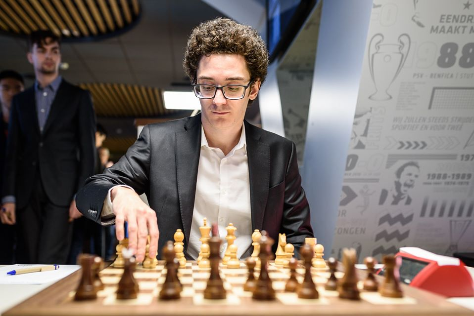 Tata Steel Chess: Caruana ends with a win, Anton clinches Challengers