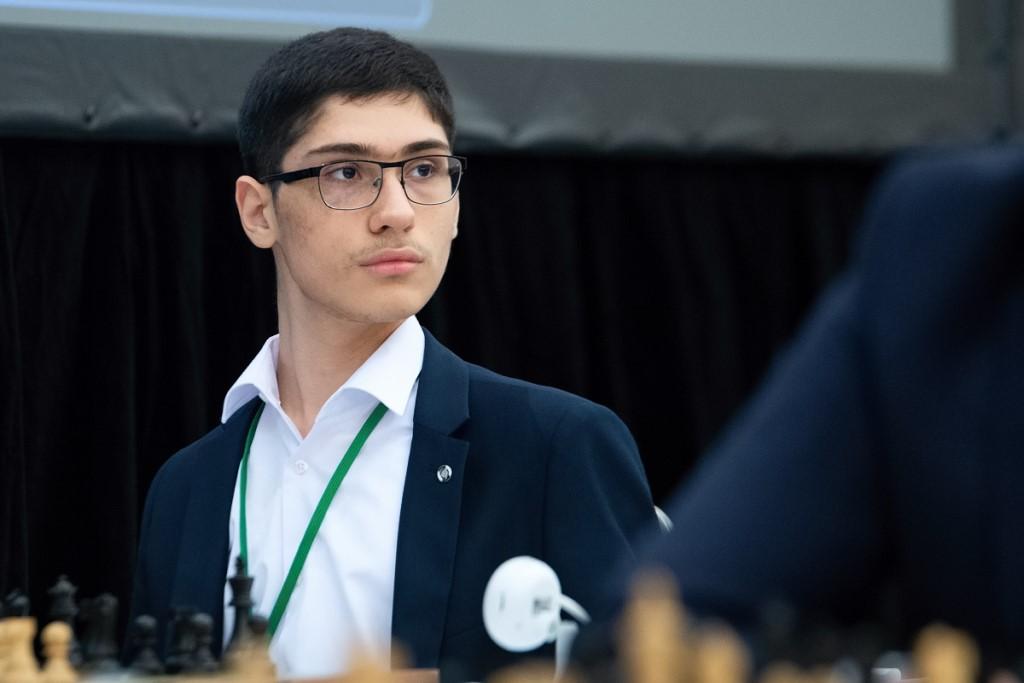 Prague Masters: Firouzja and Shankland score