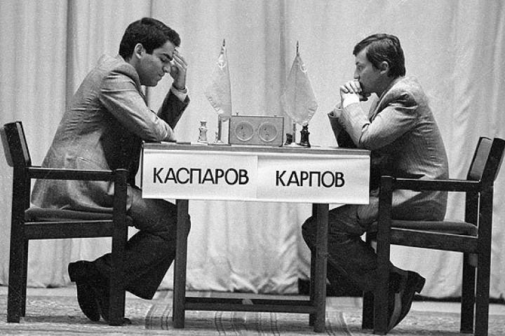 Riddle solved: Kasparov could have drawn