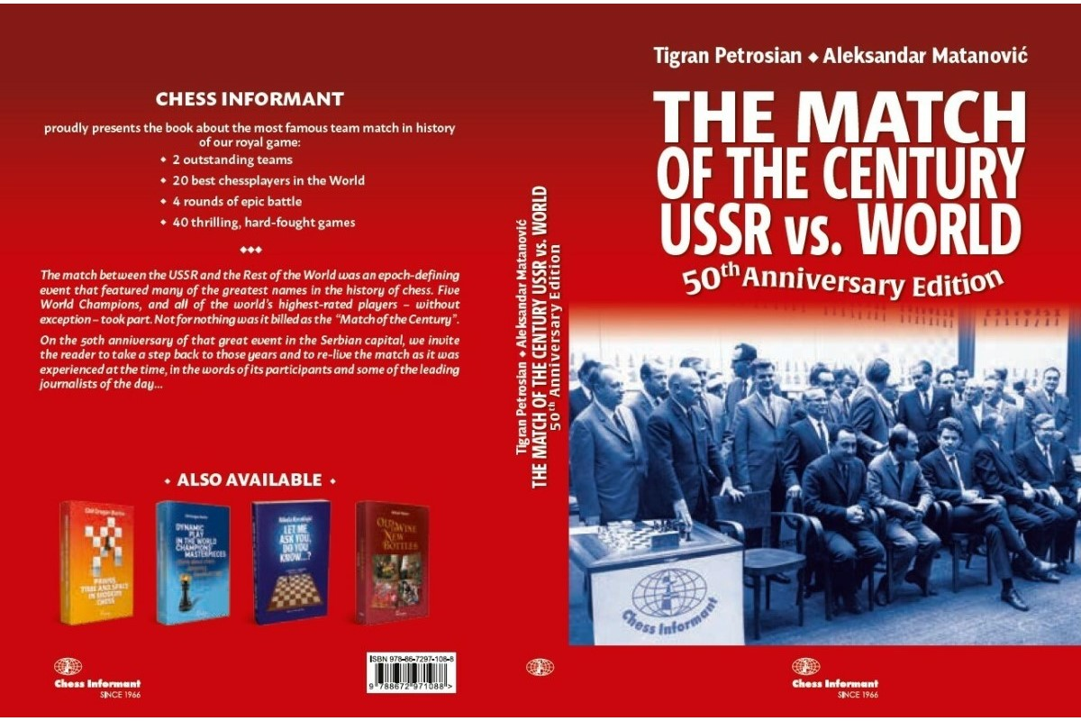 The Match of the Century: USSR vs the World