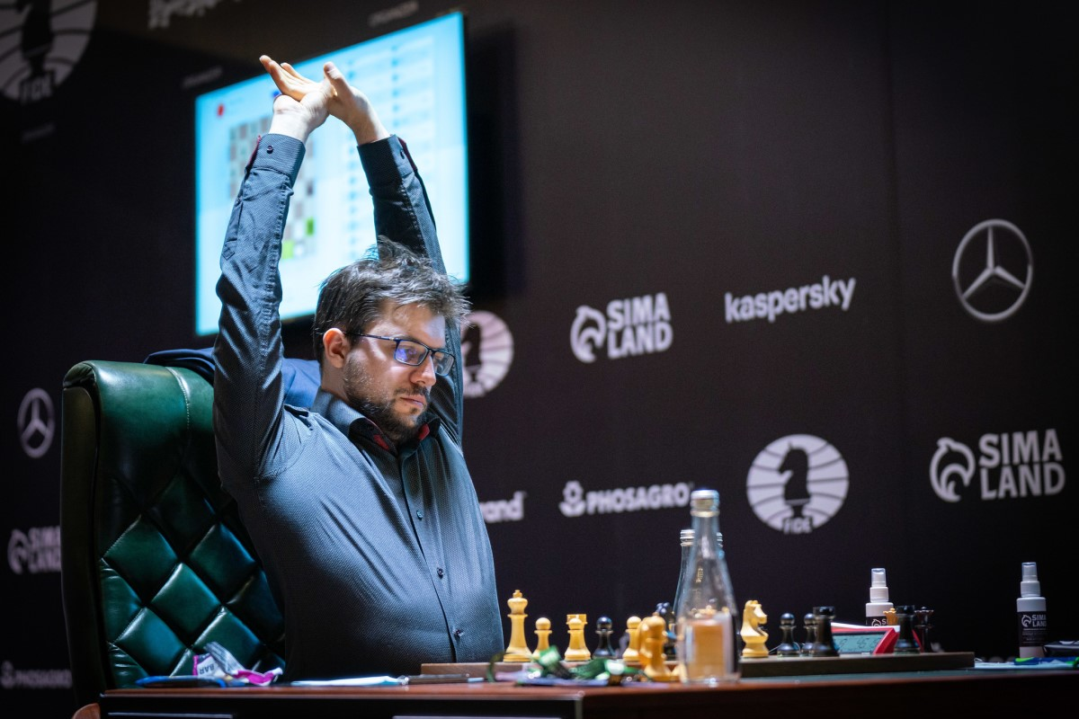 Candidates Round 14: Ding, MVL and Alekseenko finish on a high note