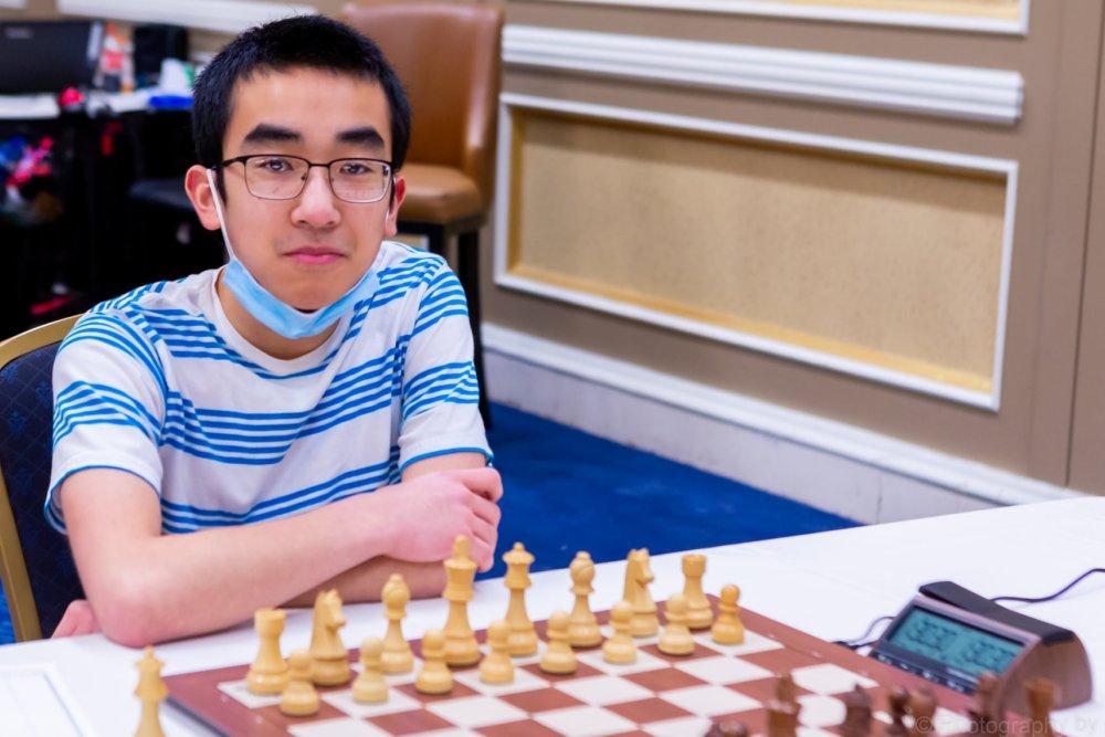 Arthur Guo wins National Open in Las Vegas