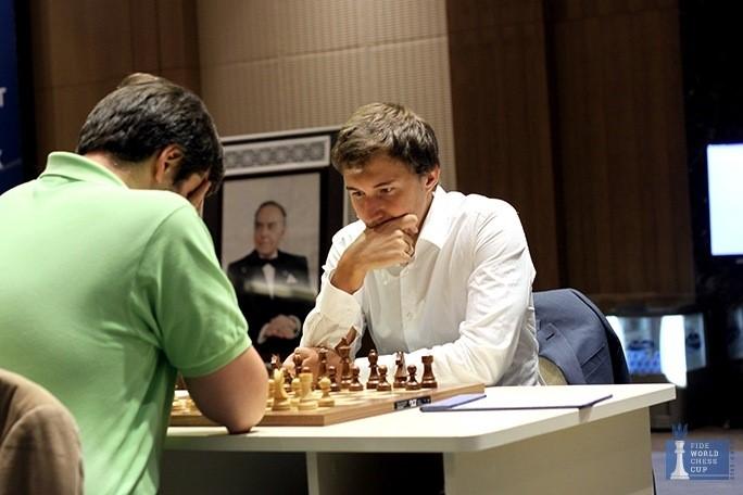 Throwback Thursday: Karjakin beats Svidler in rollercoaster World Cup final