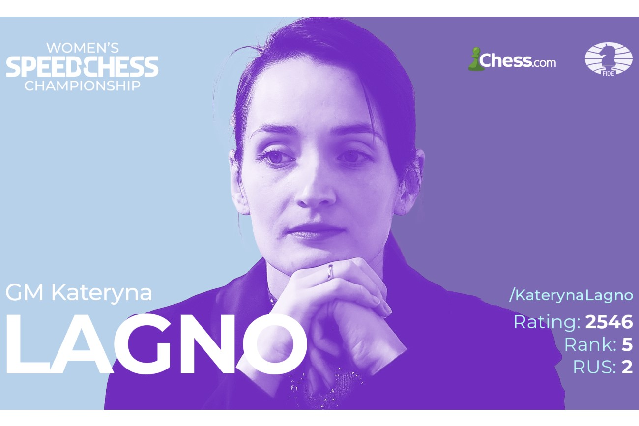 Top female players battle at the Women's Speed Chess Championship