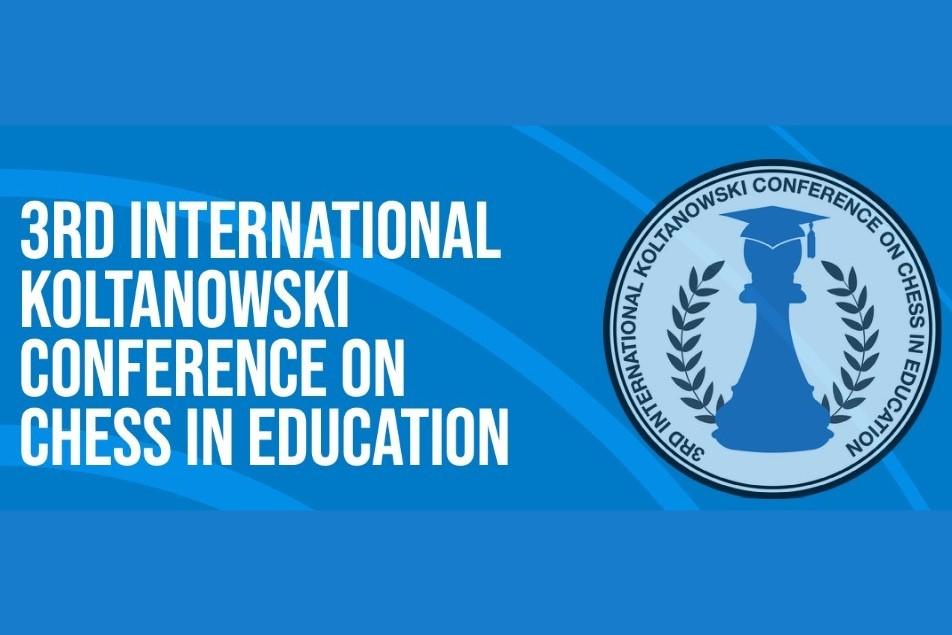 Chess in Education: 3rd International Koltanowski Conference