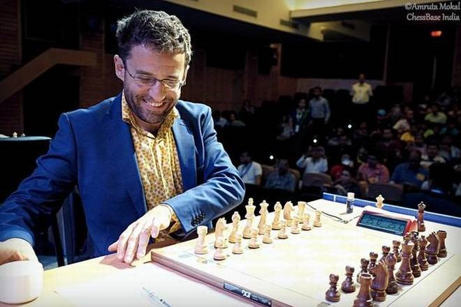 Aimchess US Rapid: Aronian sole leader